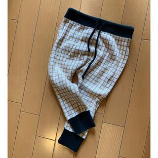 ボボチョース(bobo chose)の【中古】tiny cottons  ニットパンツ  2Y(パンツ/スパッツ)