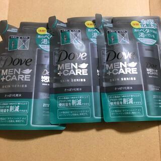 ユニリーバ(Unilever)のダヴ メンズ オイルリフレッシュ化粧水(化粧水/ローション)