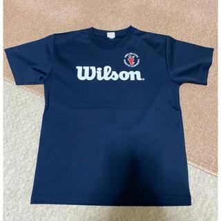 ウィルソン(wilson)のWilson 練習着 Tシャツ(バドミントン)