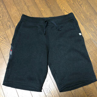 カリマー(karrimor)のカリマー ポーラテックジャージショーツ Lサイズ 黒(ショートパンツ)