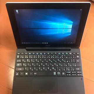 エイサー(Acer)のACER WIDOWS10 home、立ち上がりOK 断捨離価格(ノートPC)