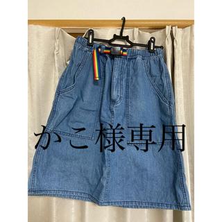 チャムス(CHUMS)のチャムスのスカート(ひざ丈スカート)