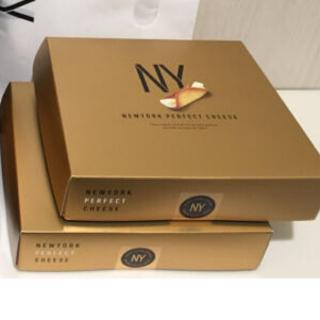 未開封 新パッケージセット ニューヨークパーフェクトチーズ 2箱 (菓子/デザート)