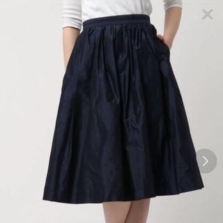 マルティニークルコント(martinique Le Conte)の膝丈*スカート(ひざ丈スカート)