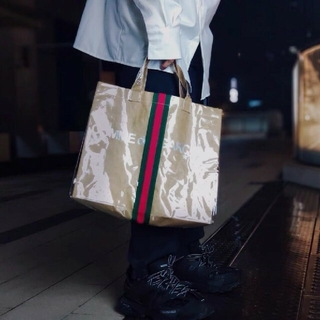 COMME des GARCONS - コムデギャルソン gucci コラボバッグ