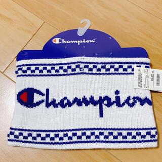 チャンピオン(Champion)のChampion ネックウォーマー 男女兼用 フリーサイズ(ネックウォーマー)