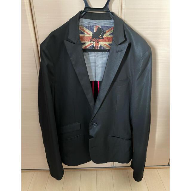 PPFM(ピーピーエフエム)のPPFM メンズ テーラードジャケット Lサイズ メンズのジャケット/アウター(テーラードジャケット)の商品写真