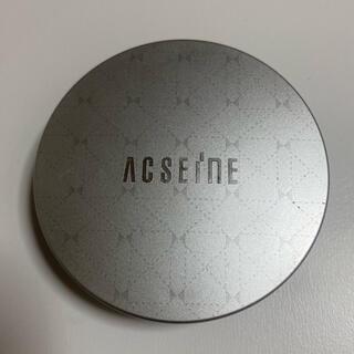 アクセーヌ(ACSEINE)のブライトニング フェイスカラー プレストタイプ(フェイスパウダー)