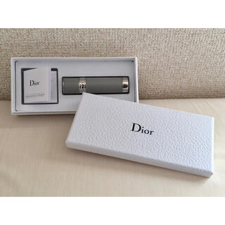 クリスチャンディオール(Christian Dior)のDior クリスチャンディオール アトマイザー (香水入れ) 非売品(香水(女性用))