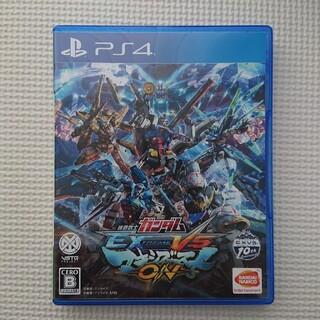 機動戦士ガンダム EXTREME VS. マキシブーストON PS4(家庭用ゲームソフト)