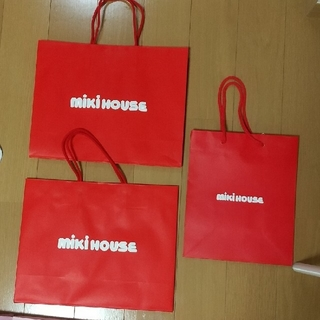 ミキハウス(mikihouse)のまめ4214 様 御専用 ミキハウス ラルフローレンショップ袋(ショップ袋)