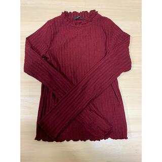ダブルクローゼット(w closet)のトップス(Tシャツ/カットソー)