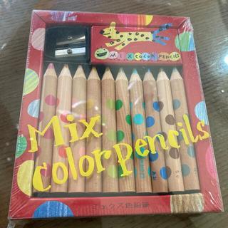 コクヨ(コクヨ)のコクヨ ミックスカラーペンシルズ ミックス色鉛筆 (色鉛筆)