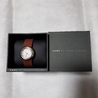 マークバイマークジェイコブス(MARC BY MARC JACOBS)のMARC BY MARC JACOBS マークバイマークジェイコブス 腕時計(腕時計)