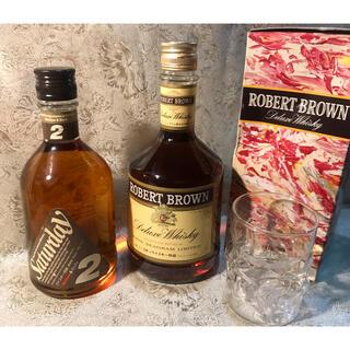 キリン - ◆稀少 古酒◆ キリンシーグラム 特級ウィスキー 2本組 特製グラス付 ◆保管品