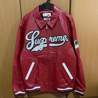 シュプリーム(Supreme)のSupreme Uptown Studded Leather (レザージャケット)