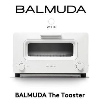 バルミューダ(BALMUDA)のバルミューダ トースター ザトースター BALMUDA ホワイト(その他)