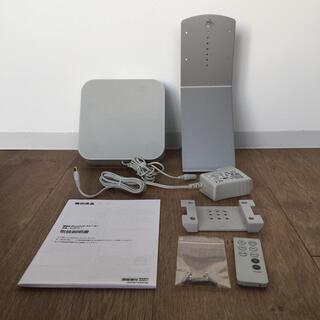 ムジルシリョウヒン(MUJI (無印良品))の【無印良品】壁掛式Bluetoothスピーカー + スタンド(スピーカー)
