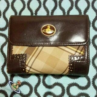 ヴィヴィアンウエストウッド(Vivienne Westwood)の最終値下ヴィヴィアン レア 二つ折り財布(財布)