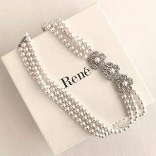 ルネ(René)の美品♡ルネ ネックレス(ネックレス)