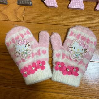 ハローキティ(ハローキティ)のキティ 手袋(手袋)