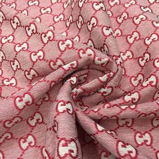 ザラ(ZARA)のA67.限定 ジャガード織 布 ハンドメイド 生地 綿(生地/糸)