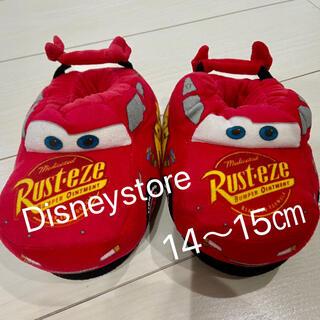 ディズニー(Disney)のカーズ 子供用ルームシューズ 14〜15㎝(スリッパ/ルームシューズ)