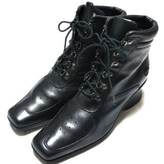ティンバーランド(Timberland)の美品  ティンバーランド   8,5M  厚底ブーツ(ブーツ)