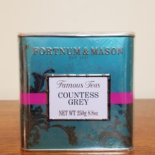 カウンテスグレイ ルーズリーフ250g 大缶入 紅茶 フォートナム&メイソン(茶)