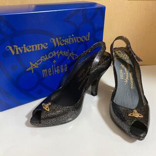 ヴィヴィアンウエストウッド(Vivienne Westwood)のビビアン 美品 未使用 正規品 ハイヒール パンプス(ハイヒール/パンプス)