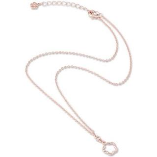 マリークワント(MARY QUANT)の新品 マリークワント ネックレス ピンクゴールド(ネックレス)