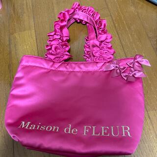 メゾンドフルール(Maison de FLEUR)のMaison de FLEUR ミニトート(トートバッグ)