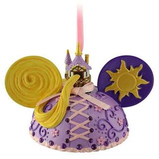 ディズニー(Disney)のアメリカ限定♥ラプンツェル イヤーハットオーナメント♥塔の上のラプンツェル(その他)