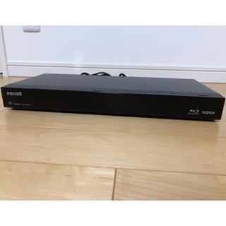 マクセル(maxell)のmaxell BIV-R1021 1TB BDレコーダー iVDR-S 完動①(ブルーレイレコーダー)