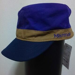 マーモット(MARMOT)の新品★Marmot★キャンバスbeacon work cap(キャップ)