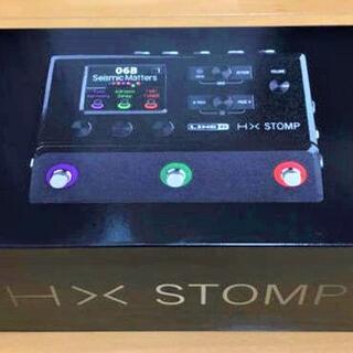 [新品未開封] LINE6 HX STOMP 2020/11月購入品(エフェクター)