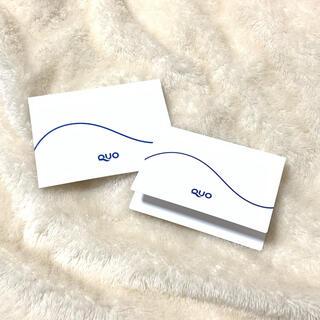 QUOカード ケース(カード/レター/ラッピング)