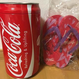 コカ・コーラ - 非売品 コカコーラビーチサンダル