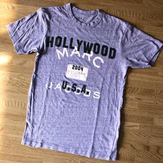 マークバイマークジェイコブス(MARC BY MARC JACOBS)のMARC BY MARC JACOBS 霜降りTシャツ ハリウッド/パープル(Tシャツ(半袖/袖なし))