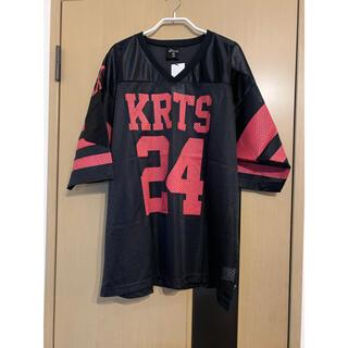 トゥエンティーフォーカラッツ(24karats)の24karats フットボールTシャツ(ミュージシャン)