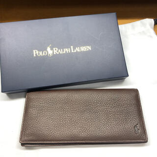 ポロラルフローレン(POLO RALPH LAUREN)のPOLO RALPH LAUREN 財布(長財布)