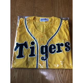 ハンシンタイガース(阪神タイガース)の阪神タイガース ファンクラブ イエローメッシュジャージ(応援グッズ)