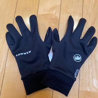 マムート(Mammut)のMAMMUT マムート メンズ 手袋 グローブ(手袋)