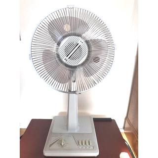 日立 - 昭和レトロ 日立製作所扇風機さわ風