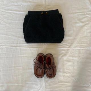 ドアーズ(DOORS / URBAN RESEARCH)のアーバンリサーチ♡ボアスカート 90センチ(スカート)