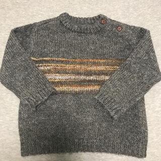 ザラキッズ(ZARA KIDS)のlly様専用☺︎【新品】ZARA baby ニット セーター 2-3YEARS(ニット)