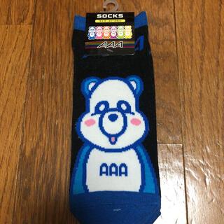 トリプルエー(AAA)のAパンダ 靴下(靴下/タイツ)