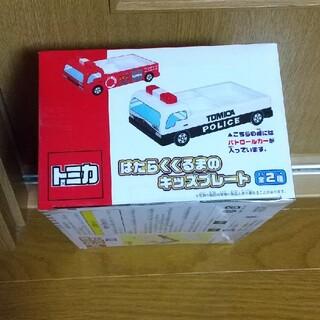 タイトー(TAITO)の『はたらくくるまのキッズプレート』パトロールカー(プレート/茶碗)