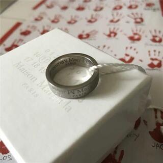 Maison Margiela 20FW リング シルバー925(リング(指輪))