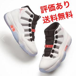 ナイキ(NIKE)の【27㎝】 NIKE AIR JORDAN 11 ADAPT WHITE(スニーカー)